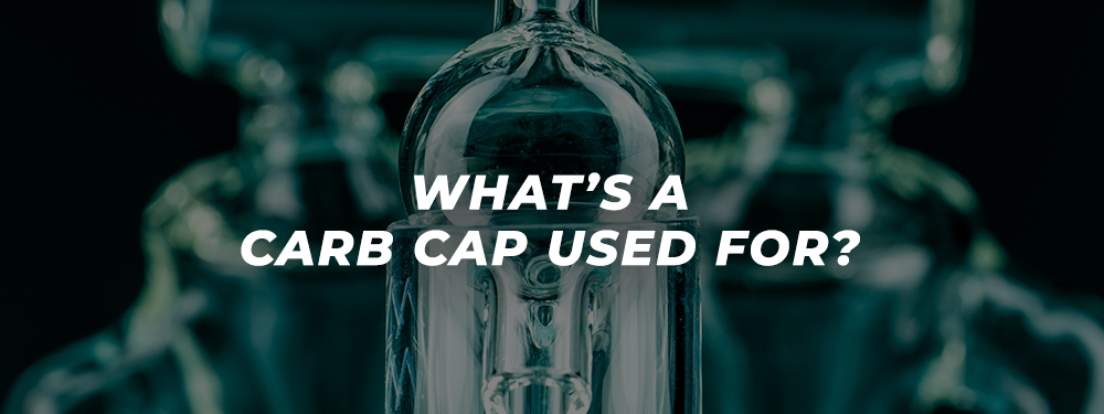 what's a carb cap used for