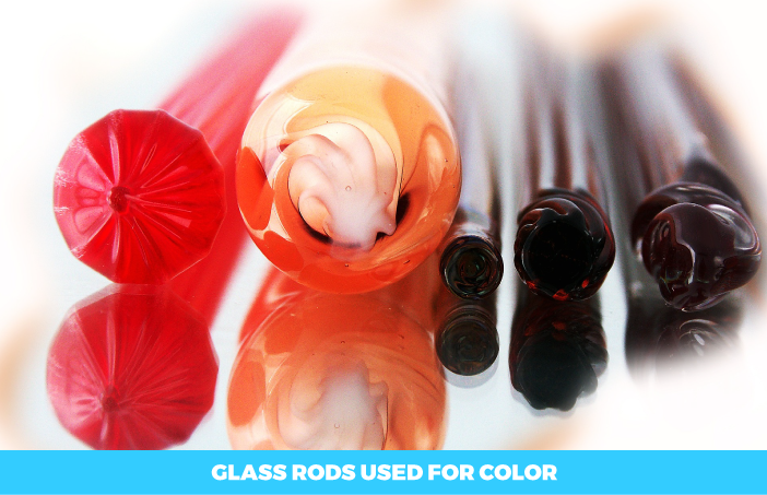 Glass Rods for Glassblowing