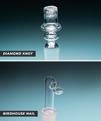 diamond knot birdhouse nail