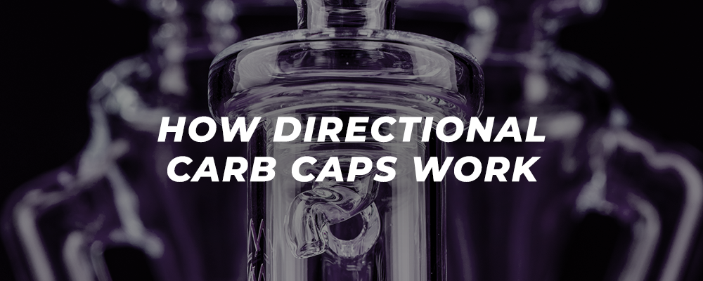 how directional carb caps work