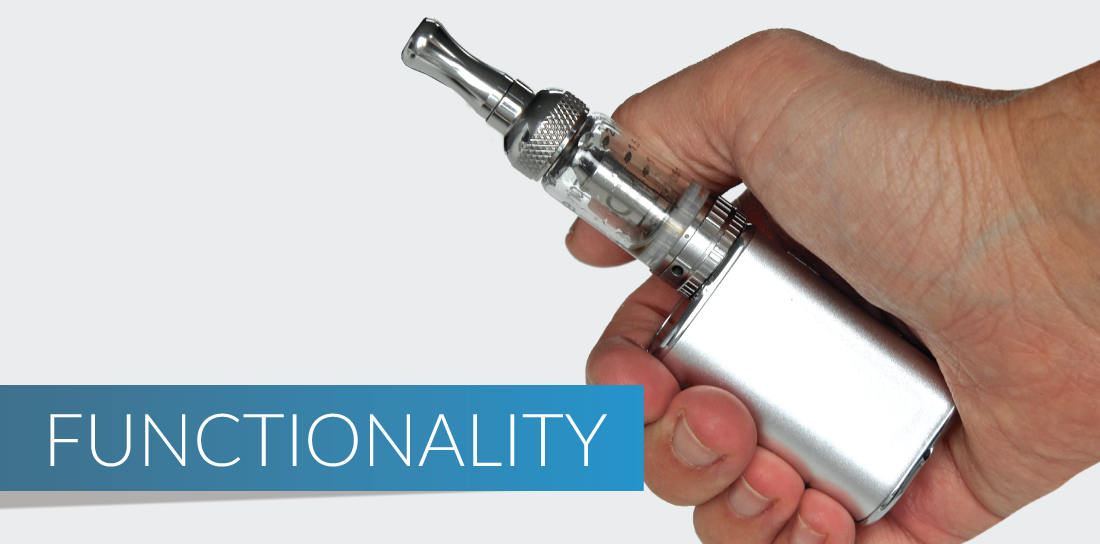 E-Liquid Vape Pen Function