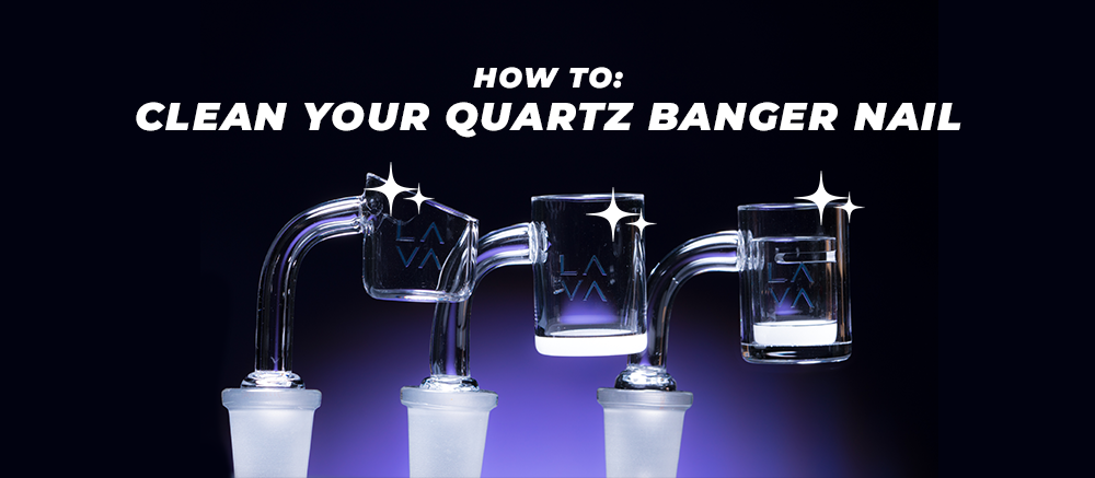 How to Clean Your Quartz Banger Nail – DankStop