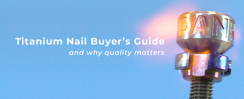 Titanium Nail Buyer's Guide