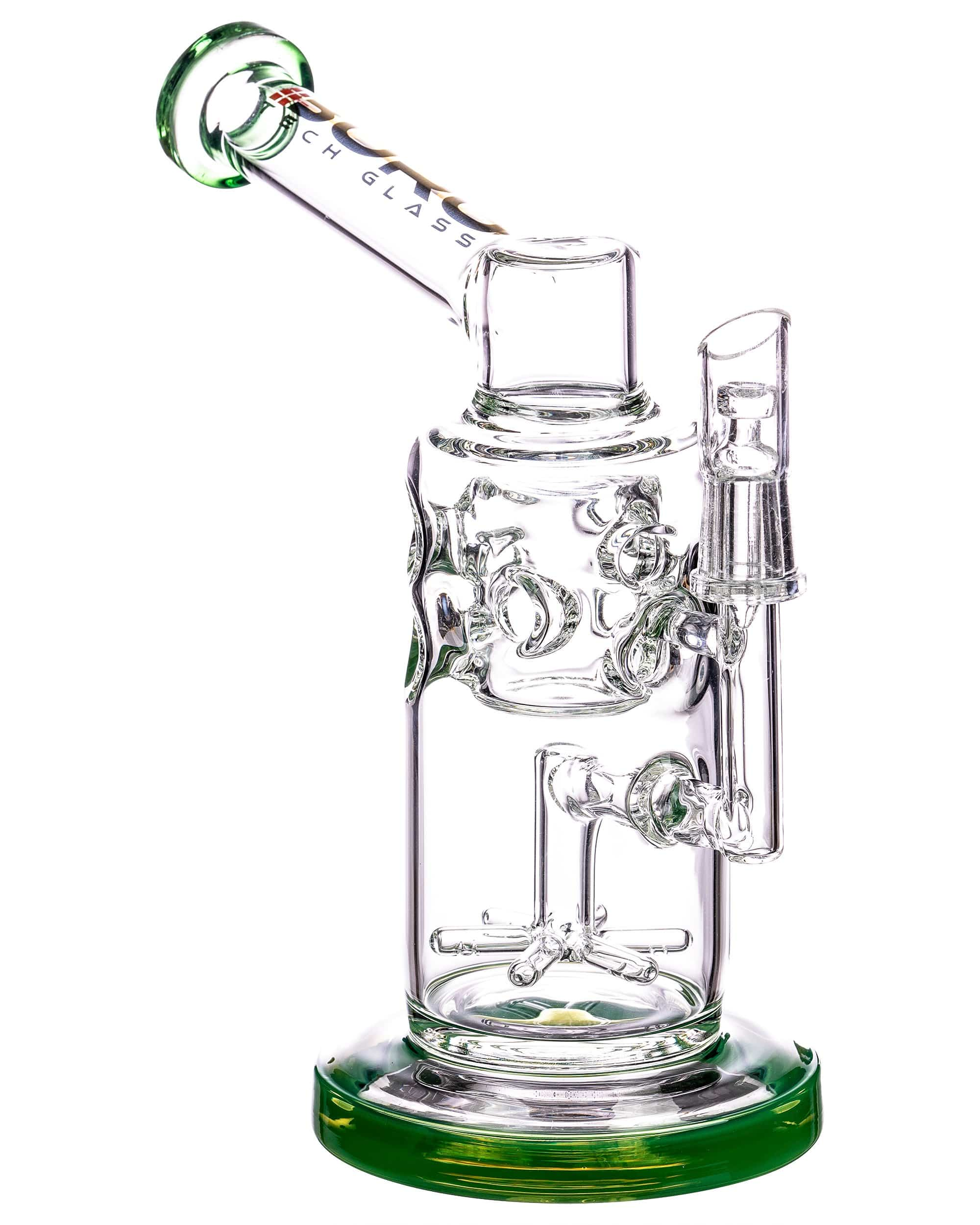 Boro Tech Swiss Incycler Rig