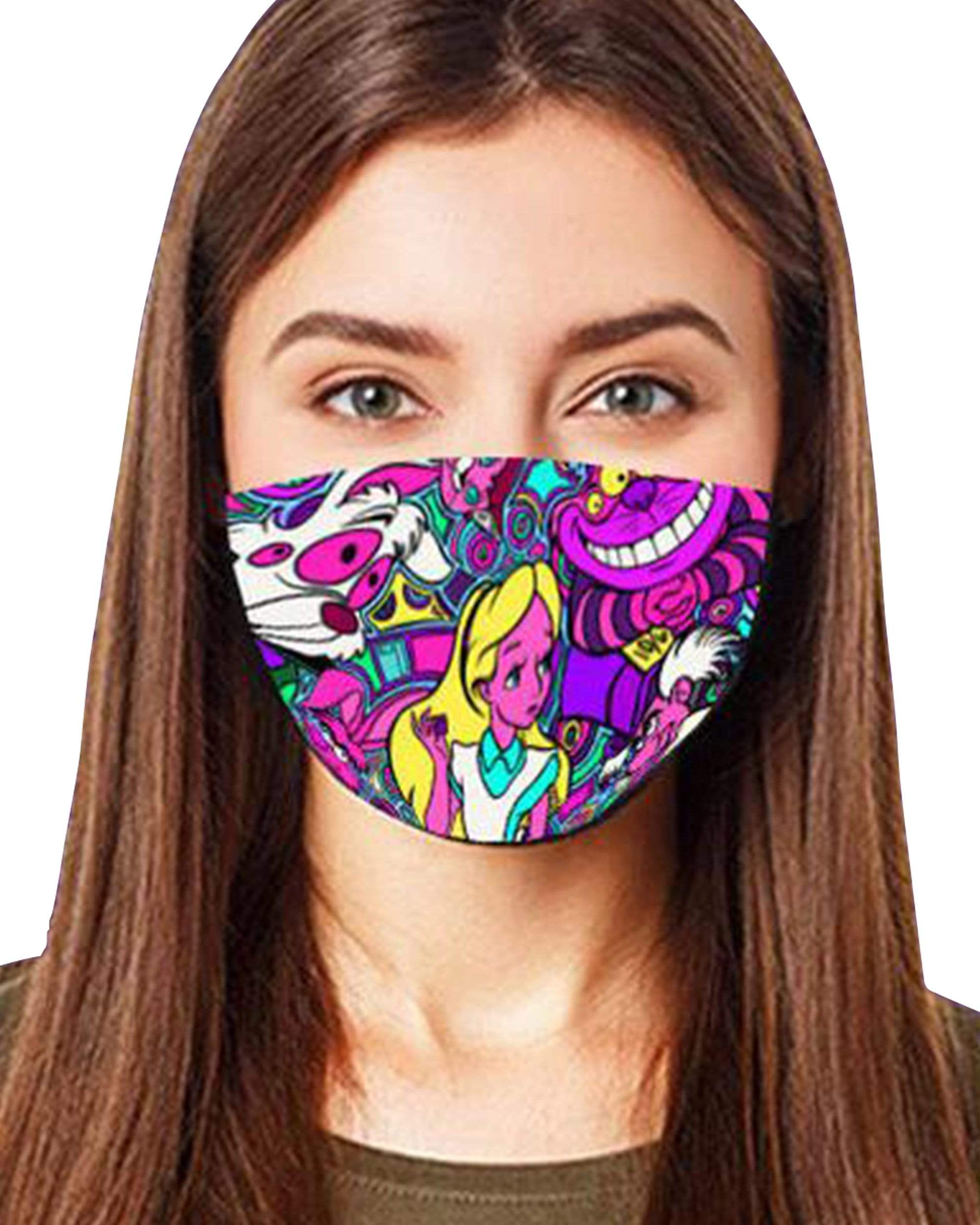 Catch A Fire Arts Cloth Face Mask