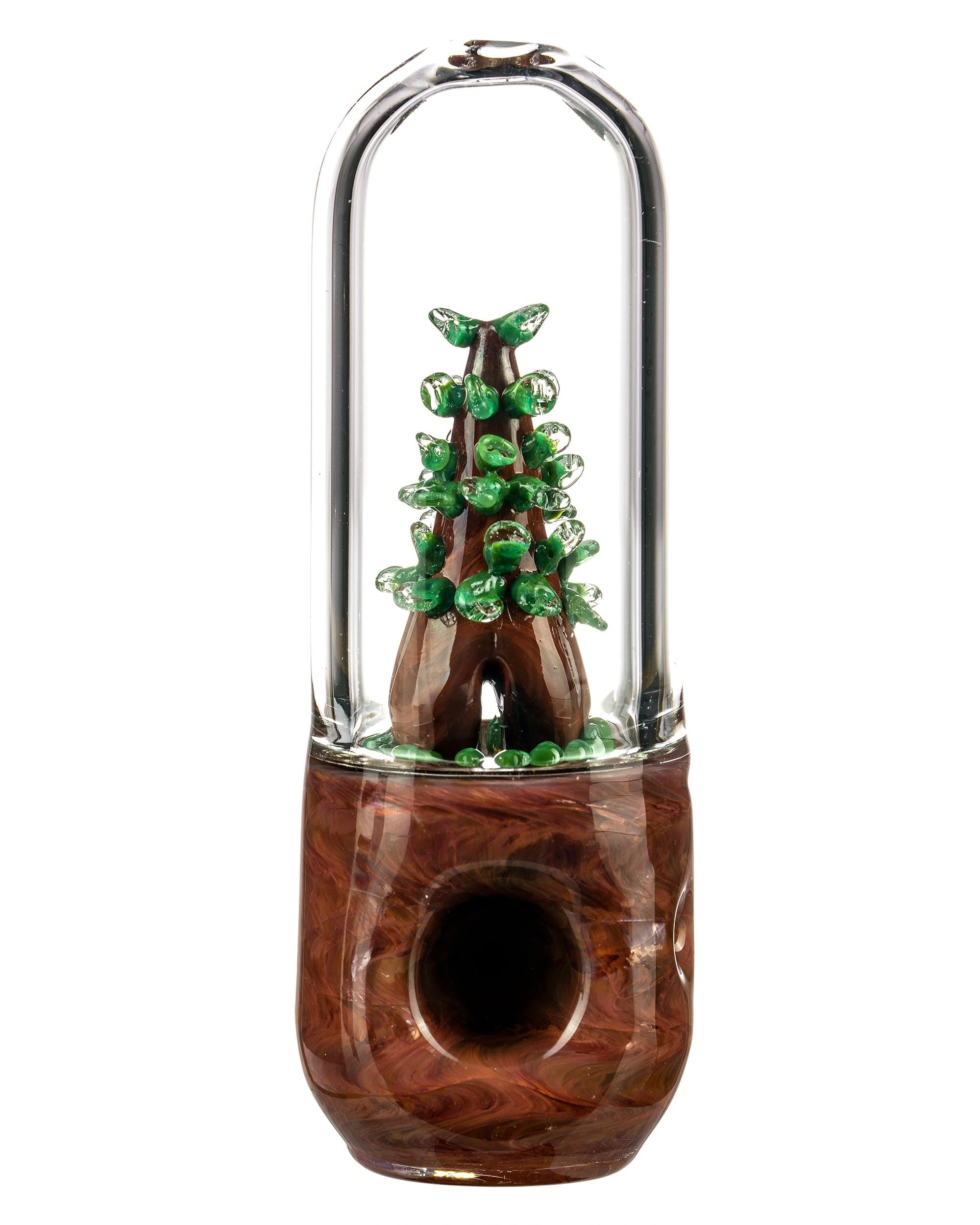 Chandelier Redwood Tree Hand Pipe