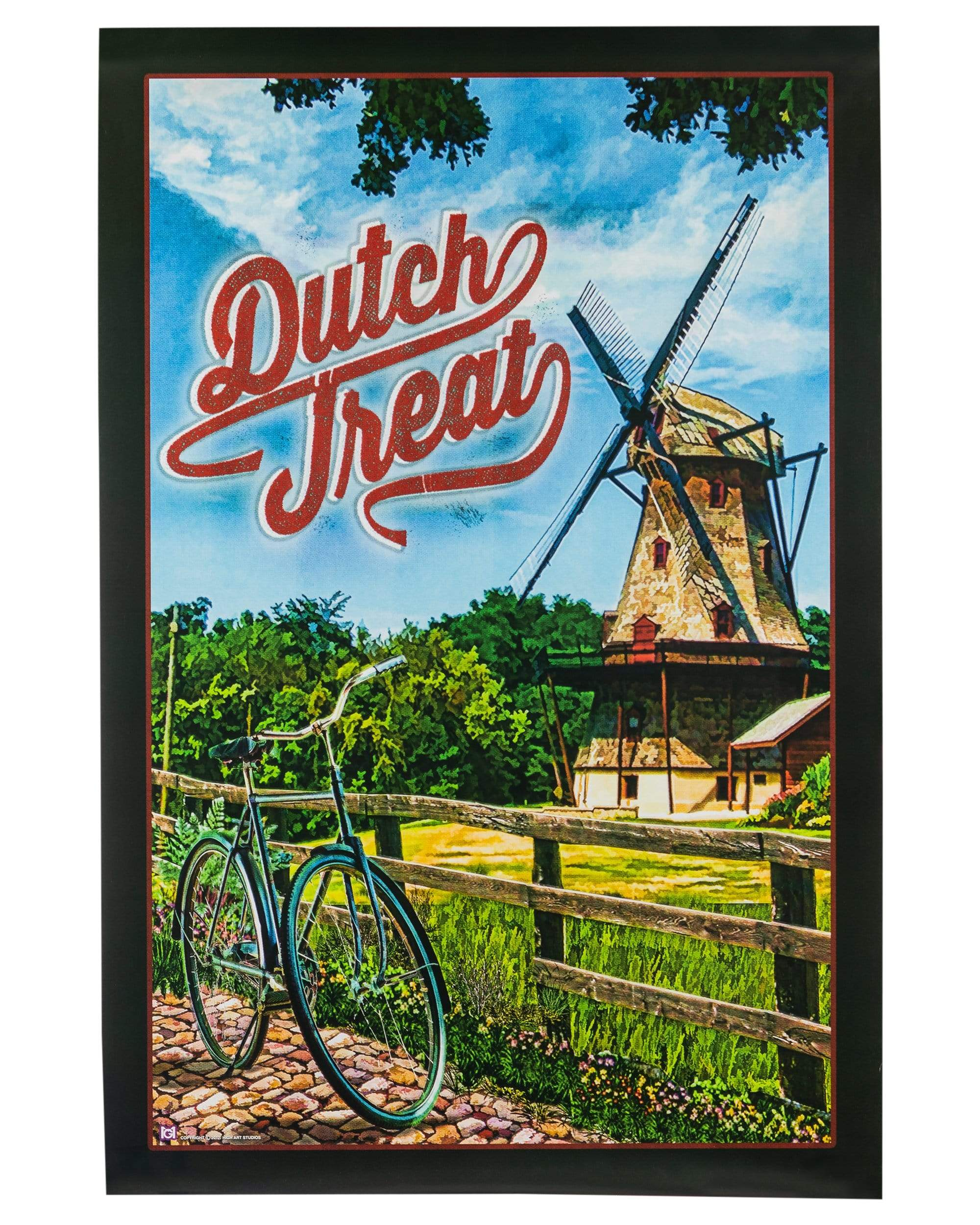Dutch Treat Poster