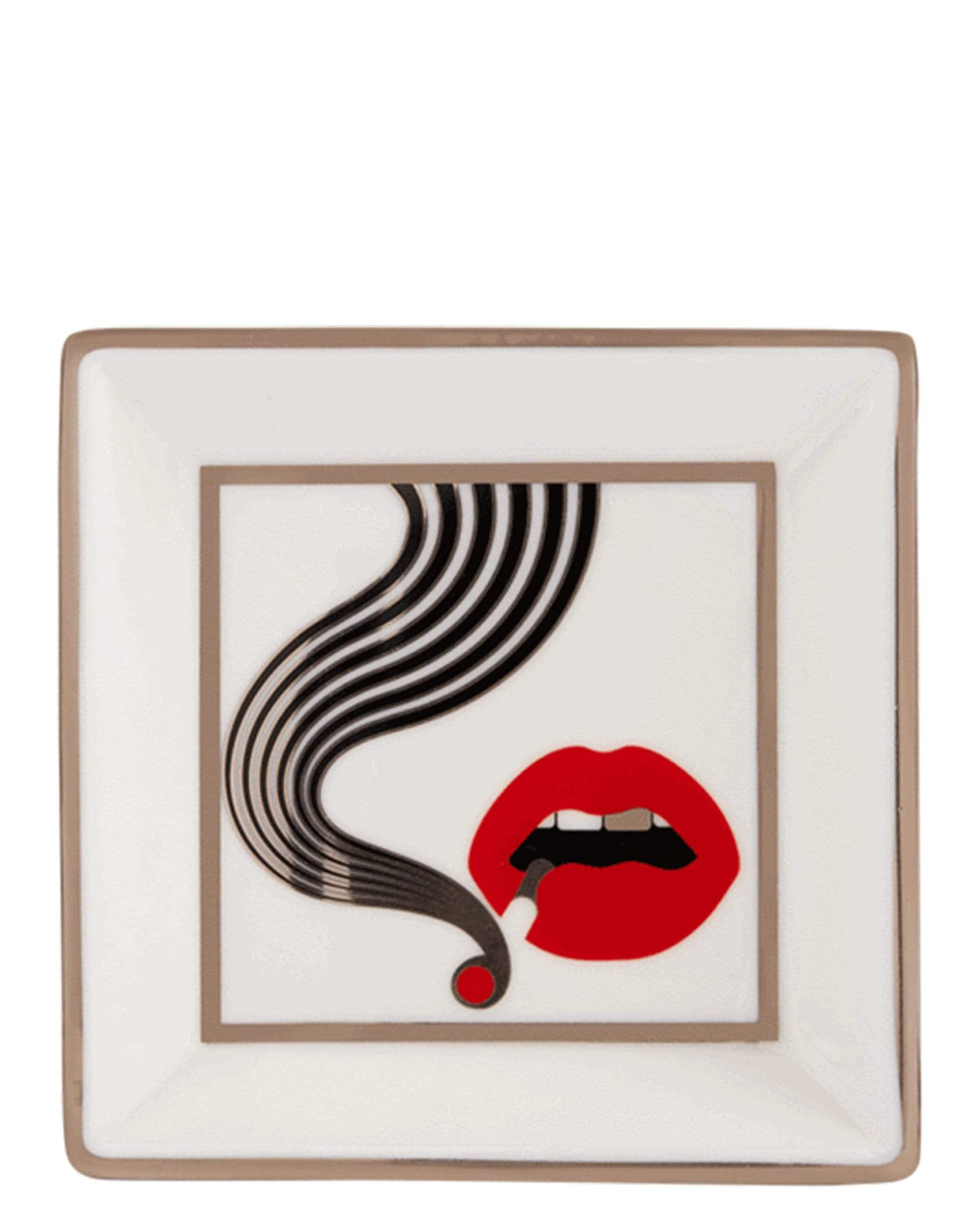 Higher Standards x Jonathan Adler Smolder Square Tray