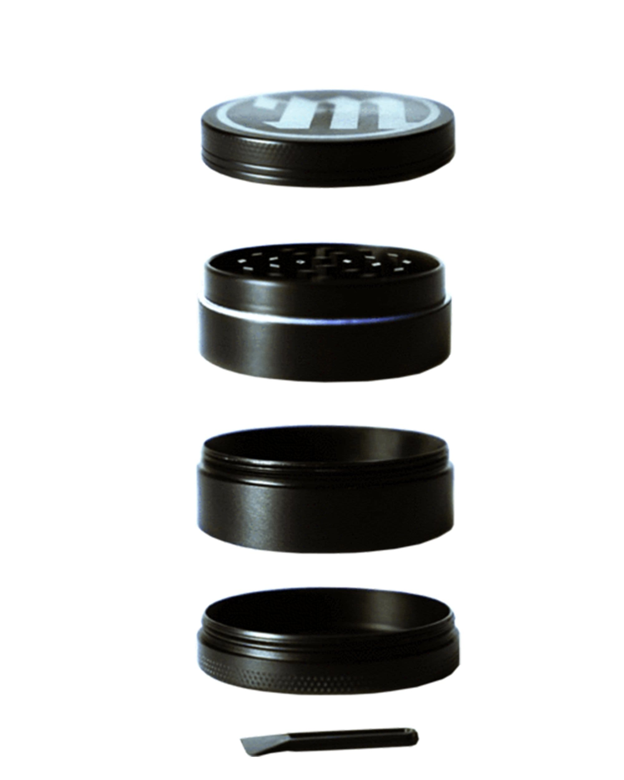 Myster Four Piece herb Grinder
