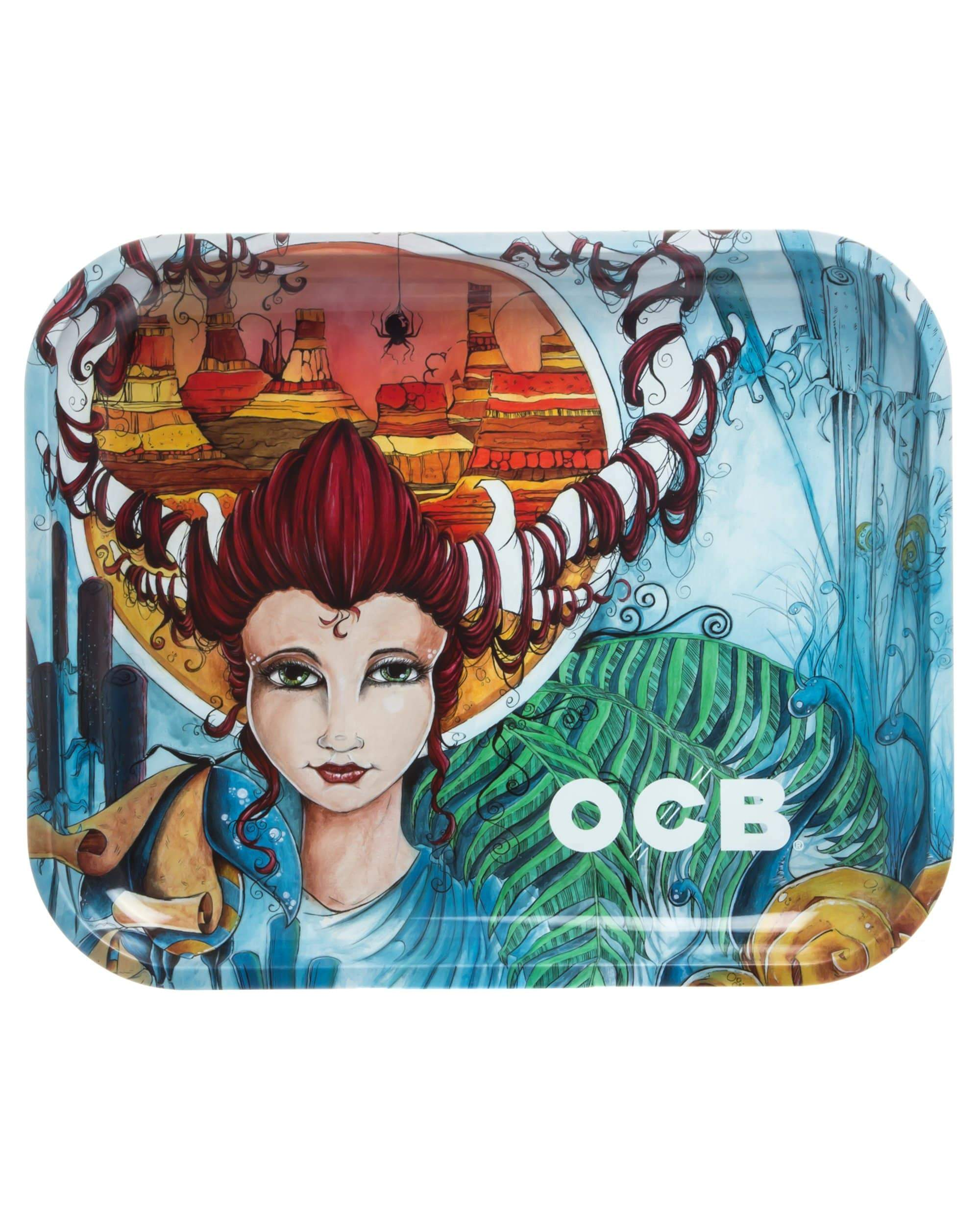 OCB - Artistic Rolling Tray Large
