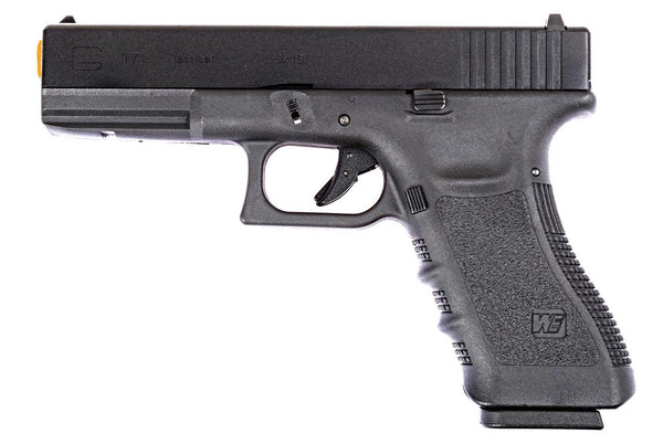 WE Model 17 Gen 3 Black