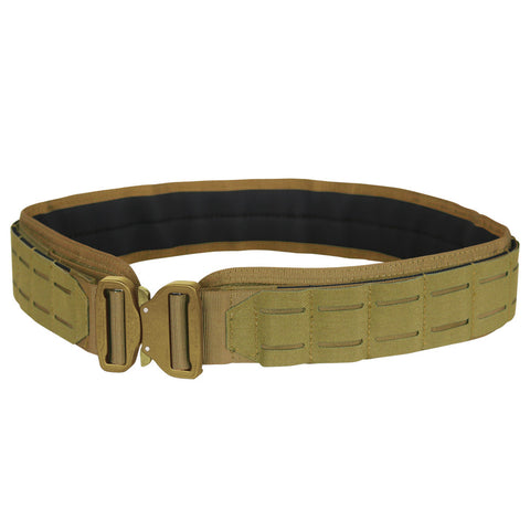 Condor 121175: LCS Cobra Gun Belt (Tan/OD)