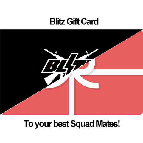 BCA/Blackblitz Airsoft Gift Card