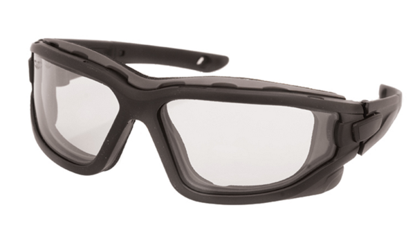 Valken / Pyramex Zulu Dual Thermal Anti Fog Lens Goggles (I-Force)