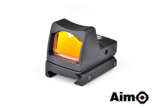 AIMO LED RMR Reddot Sight (Black / Tan)