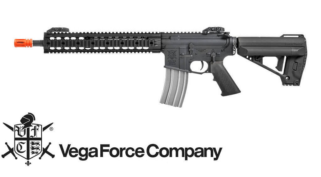 VFC VR16 Fighter Carbine MK.II (Black)