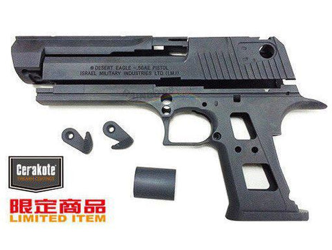 Guarder TM IWI Desert Eagle Full Aluminum Kit (Black)