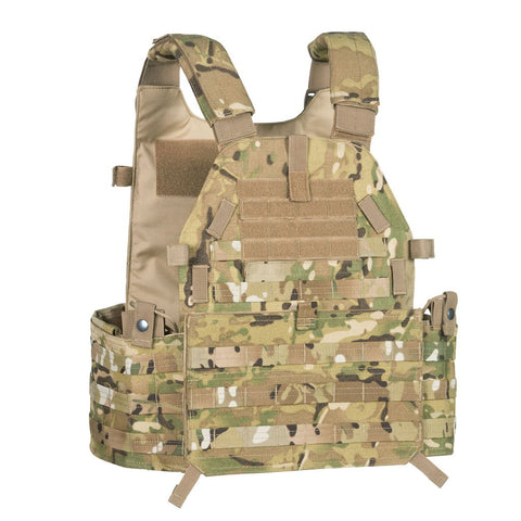 SHS-109 VIPER PLATE CARRIER (Black/Tan/OD Green)