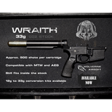 Wolverine Wraith CO2 Stock 33g Edition - for MTW