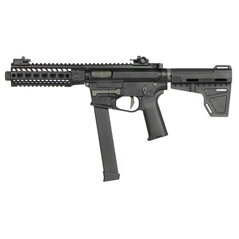 Ares M45S-L AEG (Black/Tan)