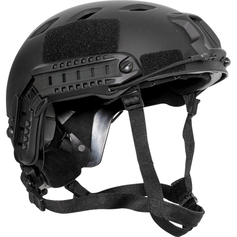 Valken V Tactical Airsoft ATH Enhanced B-Black Helmet