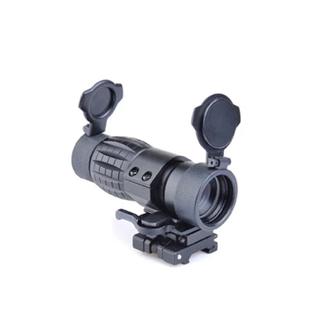 AIMO EOTech Style 4x Magnifier with Adjustable QD Mount