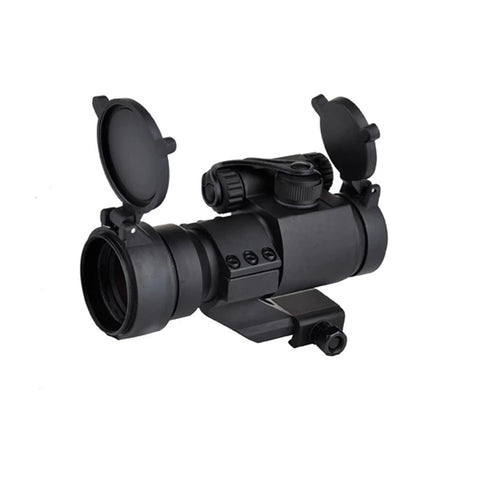 AIMO M2 Red Dot Sight with Cantilever Mount(Black / Tan)