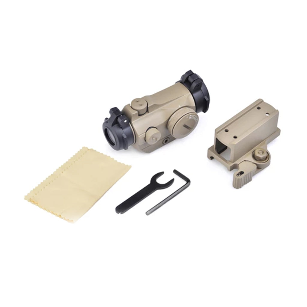 AIMO T2 Reddot Sight (Black / Tan)