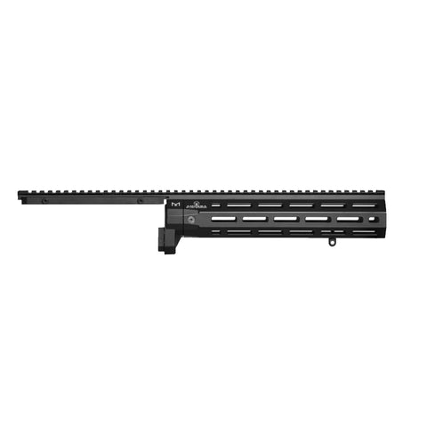 ARES Amoeba Striker Sniper Rifle CNC M-Lok Handguard for (Black/Tan)