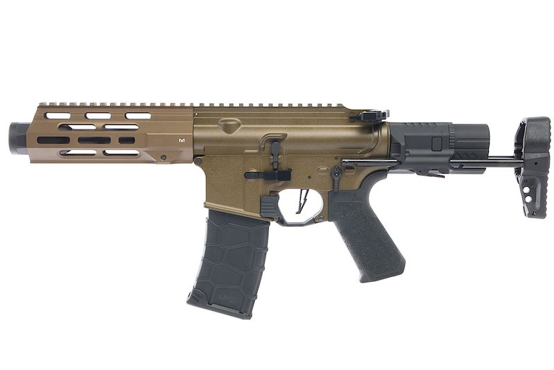 VFC Avalon Calibur II PDW AEG (Black / Tan)