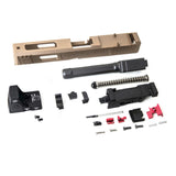 Ace1Arms WE/TM G17 SAI RMR Kit (Black/FDE)