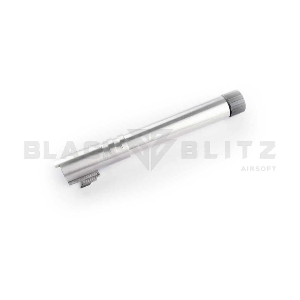 Ace1arms CNC Stainless Steel Threaded Outer Barrel (Hicapa / 1911)