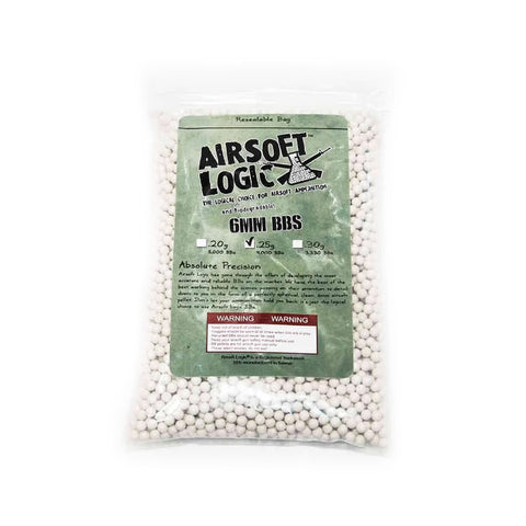 Airsoft Logic Bio BB 1kg Bag (0.25g / 0.3g/0.32g)
