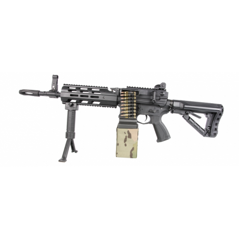 G&G CM16 Light Machine Gun LMG (Black)