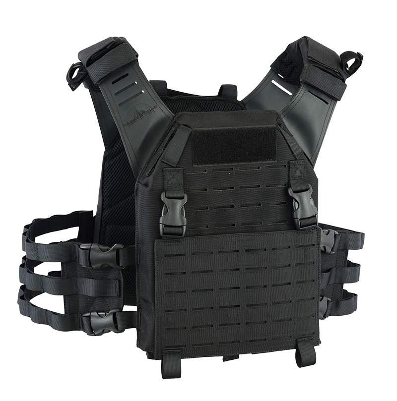 SHE - 154L FPC Falcon Plate Carrier laser Cut  (Black/Tan/OD Green)