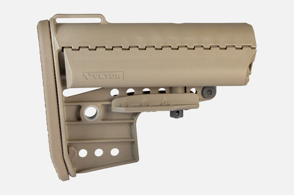 G&P Vltor IMod Carbine Stock (Dark Earth)