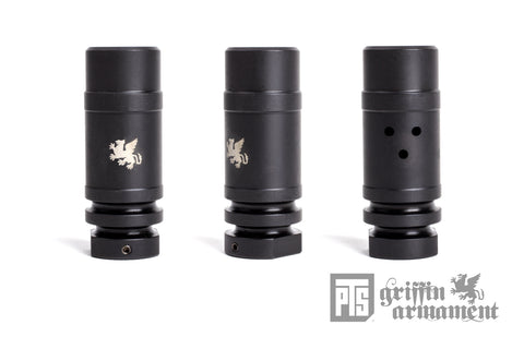 PTS GRIFFIN M4SD LINEAR COMP Compensator (14mm CCW)