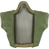 Valken V Tactical Tango Face Mesh (Black/Tan/OD Green)
