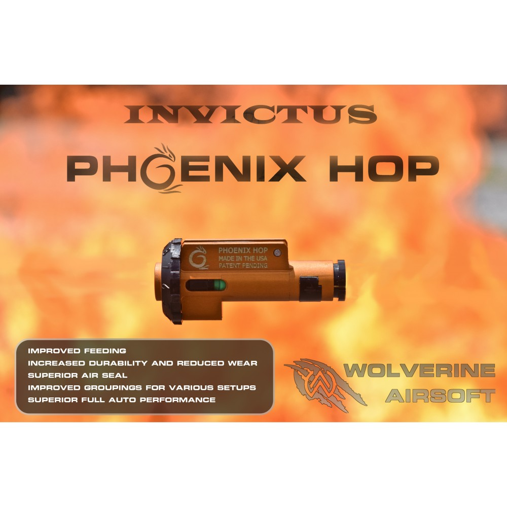 Wolverine Phoenix Hopup Unit for MTW