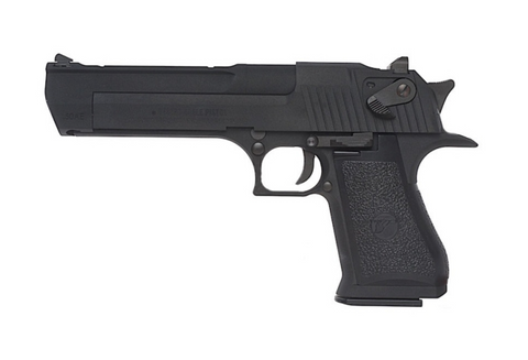 WE Cybergun Licensed Desert Eagle .50AE GBB Pistol (Black)