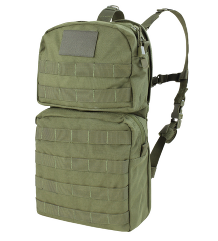 Condor HCB2: Hydration Carrier II (Black/Tan/OD)