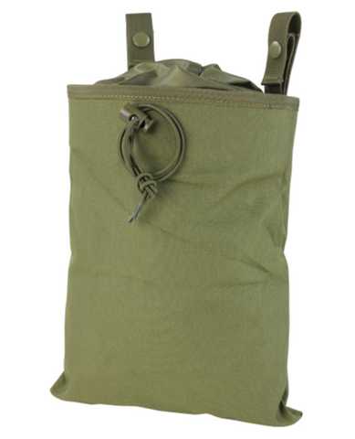 Condor MA22: 3-fold Mag Recovery Pouch (Black/Tan/OD Green)