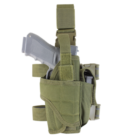 Condor TTLH: Tornado Tactical Leg Holster(Black/Tan/OD Green)