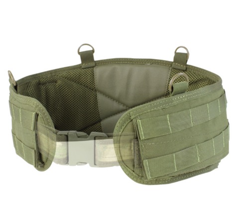 Condor 241: Battle Belt (Black/Tan/OD Green)