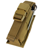 Condor 191062: Single Flash Bang Pouch(Black/Tan/OD Green)