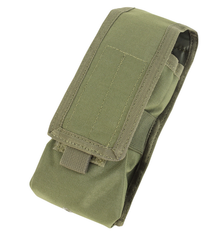 Condor MA9: Radio Pouch (Black/Tan/OD Green)