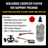 BCA Complete Player Air Support Package