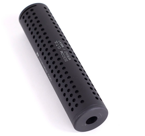 G&G QD OTS Suppressor-L -  Black