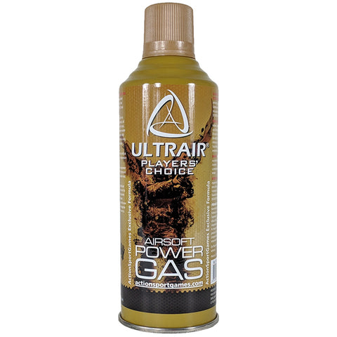 ASG ULTRAIR Power Green Gas 36 Bottle Case (Bulk Gas)