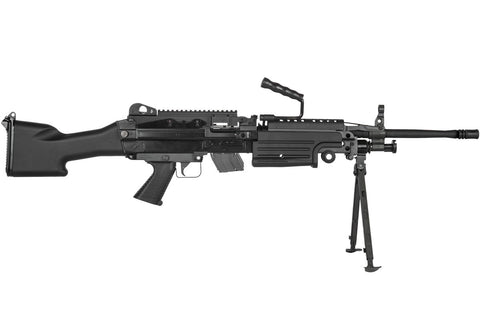 CA M249 MKII Full Stock (Steel Body w/ Reinforced Gearbox)